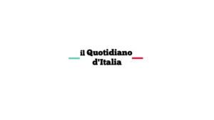 Il quotidiano d'Italia - Logo